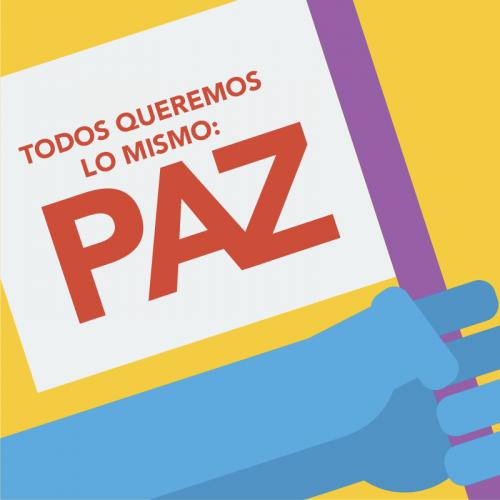 Hay un manual para la PAZ, se llaman ACUERDOS DE PAZ ¿y si los cumplimos?