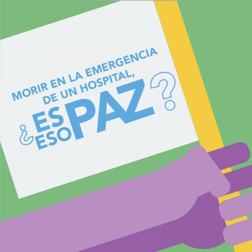 Los Acuerdos de Paz hablan de garantizar la vida y salud de todos los guatemaltecos…¿Y si los cumplimos?
