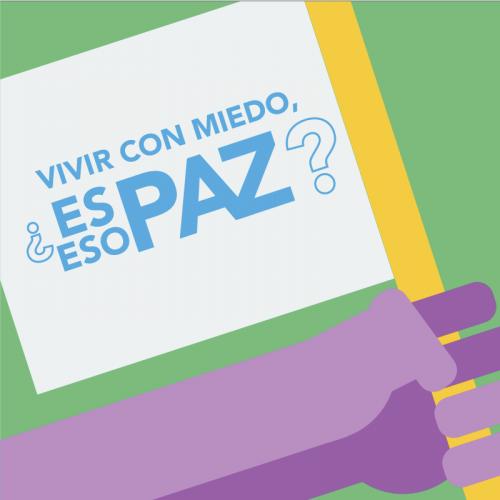Los Acuerdos de Paz hablan de garantizar la vida y seguridad de todos los guatemaltecos. ¿Y si los cumplimos?